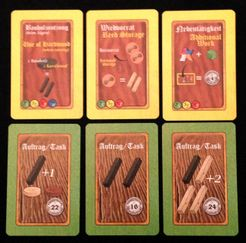 Lignum: Spiele-offensive Exclusives