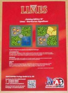 Limes: Startkarten Signalfeuer