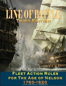 Line Of Battle: Fleet Naval rules for the Age of Nelson 1760-1820