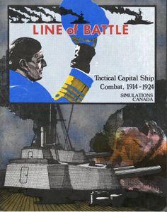 Line of Battle: Tactical Capital Ship Combat, 1914-1924