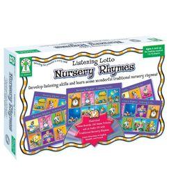 Listening Lotto: Nursery Rhymes