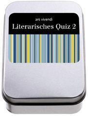 Literarisches Quiz 2