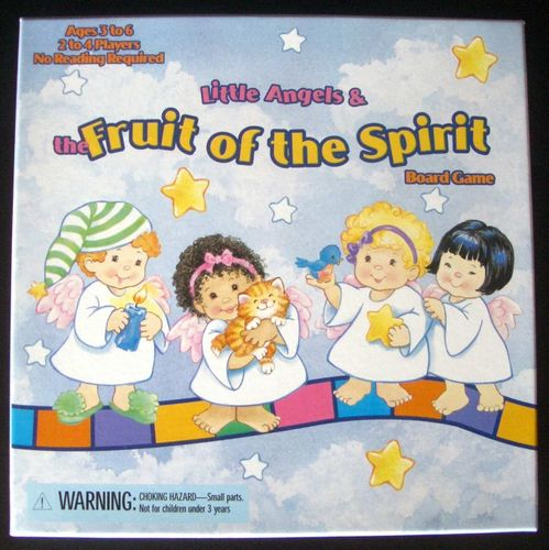 Little Angels and the Fruit of the Spirit