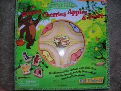 Little Bear: Berries, Cherries, Apples & Pears