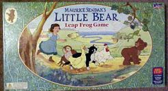 Little Bear Leap Frog Game