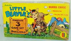 Little Beaver's complete 3 game set