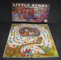 Little Benny: The Eager Beaver Game
