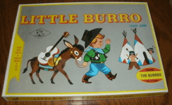 Little Burro Chase Game