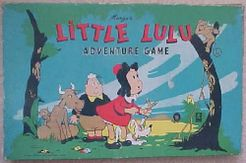 Little Lulu Adventure Game