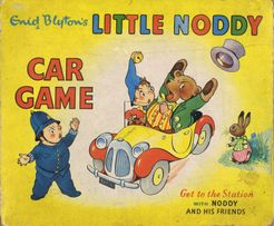 Little Noddy Car Game