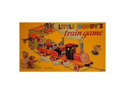 Little Noddy's Train Game