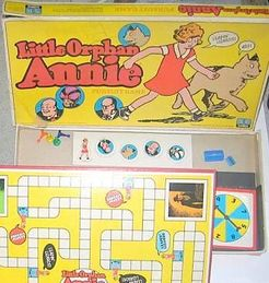 Little Orphan Annie Pursuit Game