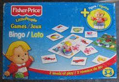 Little People Bingo