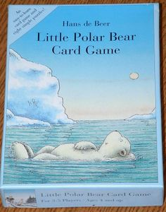 Little Polar Bear Card Game