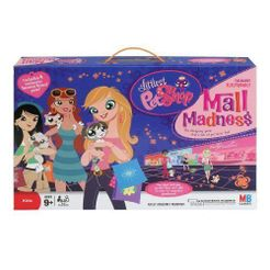 Littlest Pet Shop Mall Madness
