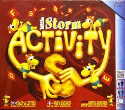 Littlestorm Activity: Body & Letters