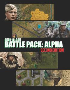 Lock 'n Load Tactical: Battle Pack Alpha