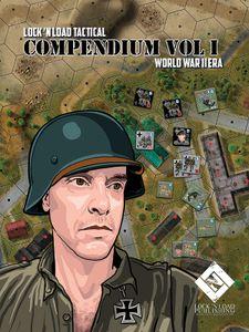 Lock 'n Load Tactical: Compendium Volume 1 World War 2 Era
