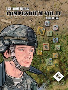 Lock 'n Load Tactical: Compendium Volume 4 Modern Era