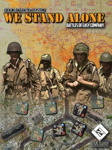 Lock 'n Load Tactical: Heroes of Normandy – We Stand Alone: Battles of Easy Company