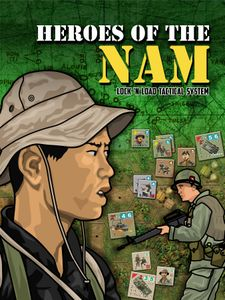 Lock 'n Load Tactical: Heroes of the Nam