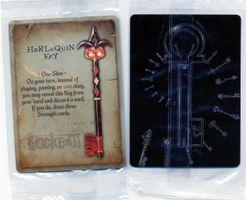 Locke & Key: Harlequin Key Foil Promo Card
