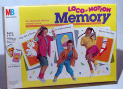 Loco-Motion Memory