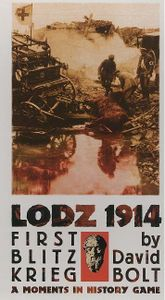Lodz 1914: First Blitzkrieg