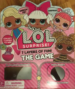 L.O.L. Surprise: 7 Layers of Fun Game