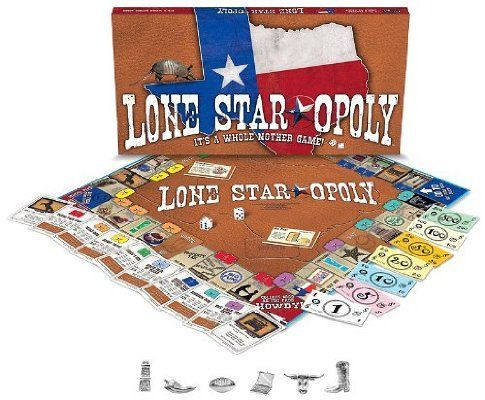 Lone Star-Opoly