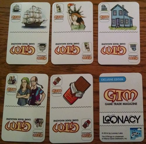 Loonacy: Game Trade Magazine Expansion
