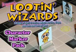Lootin' Wizards: Character Marker Pack