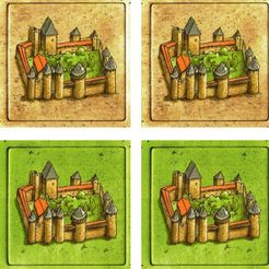 Lord Of The Manor (fan expansion to Carcassonne)