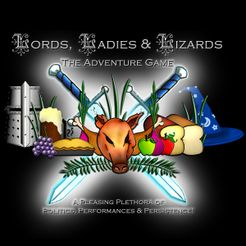 Lords, Ladies & Lizards: The Adventure Game