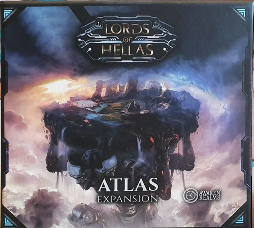 Lords of Hellas: Atlas Overload