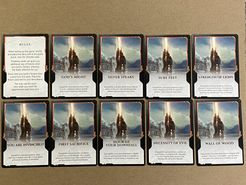 Lords of Hellas: Prophecy Cards