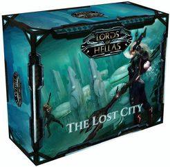 Lords of Hellas: The Lost City