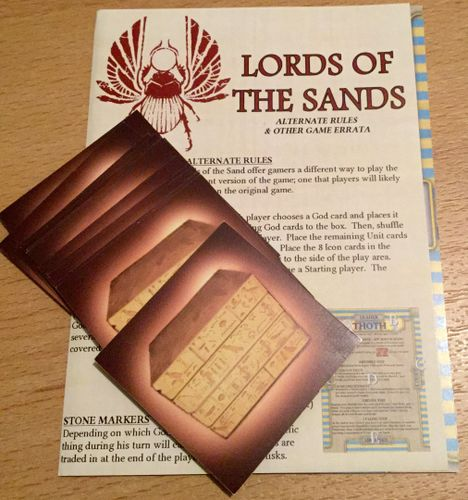 Lords of the Sands