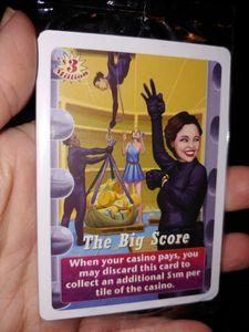 Lords of Vegas: Underworld – Promo Cards