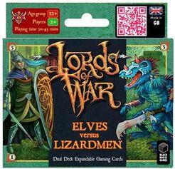 Lords of War:  Elves versus Lizardmen