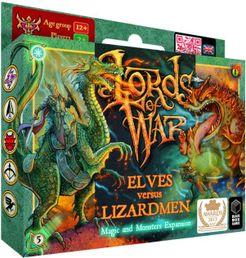 Lords of War: Elves versus Lizardmen 2 – The Magic and Monsters Expansion
