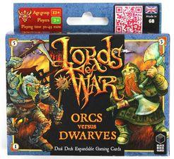 Lords of War: Orcs versus Dwarves