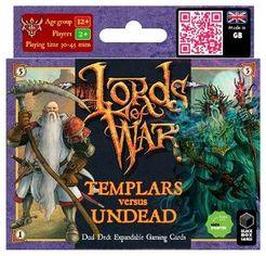 Lords of War: Templars versus Undead