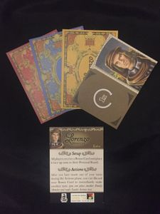 Lorenzo il Magnifico: Bonus Card expansion
