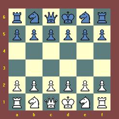 Los Alamos Chess