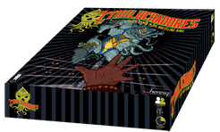 Los Cthuluchadores: Elder Things in the Wrestling Ring