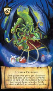 Lost in R'lyeh: Unholy Presents