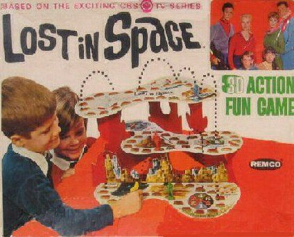 Lost In Space 3D Action Fun Game