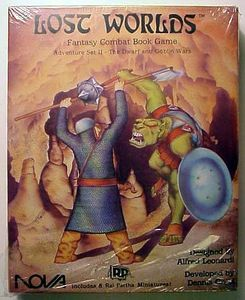 Lost Worlds Adventure Set II: The Dwarf and Goblin Wars