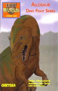 Lost Worlds: Dino Fight Series – Allosaur